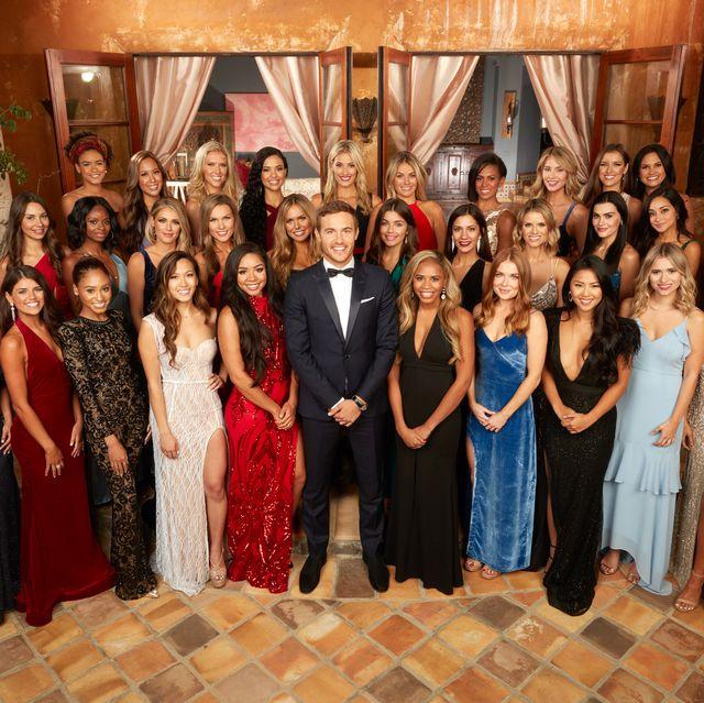 """""""The Bachelor"""" Season 24 peter weber contestants"""