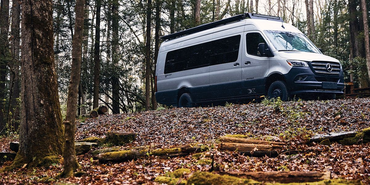 Airstream's New Camper Van Is Made for Outdoor Adventures