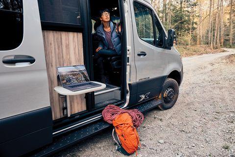airstream interstate 24x camper van