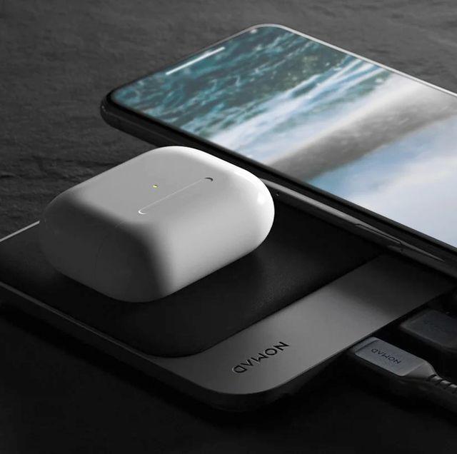 nomad apple airpod charging base station
