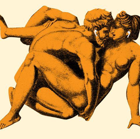 Illustration, Art, Mythology, Fictional character,