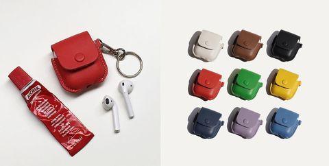 Airpods, 皮套,推薦,收納,品牌,Proper Belongings, 獨立品牌, 皮件, 韓國,小眾,設計,質感