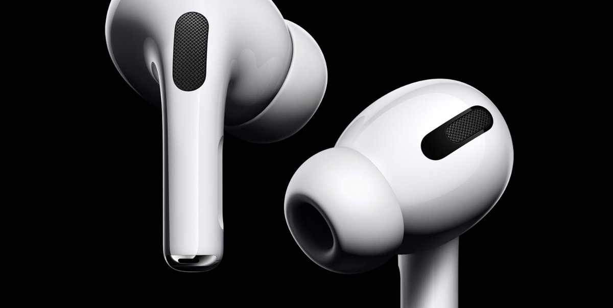 Apple Announces New Noise Cancelling Airpods Pro