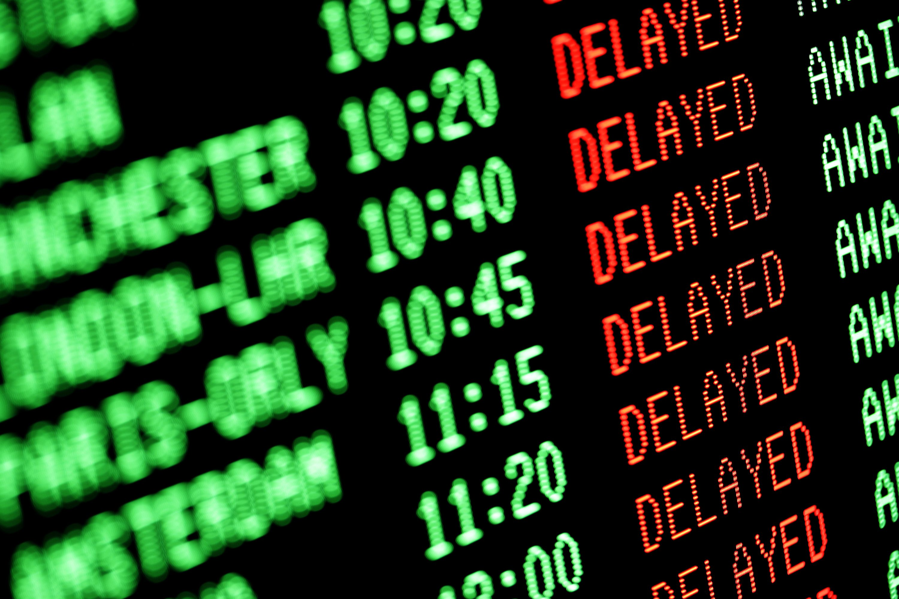 How to claim compensation if strikes affect your flights