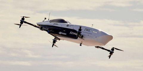 airspeeder mk3 exa racing series
