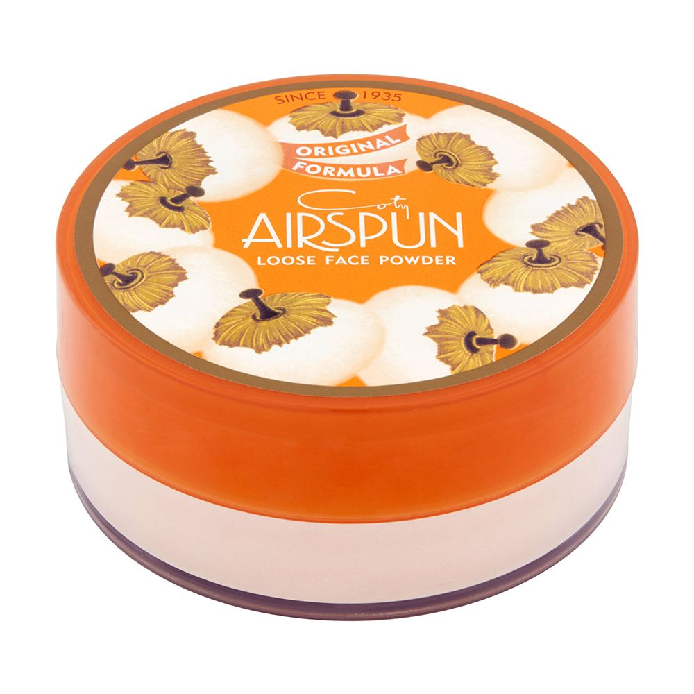 Airspun Powder