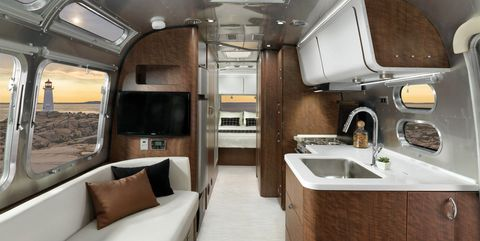 new airstream globetrotter new airstream model photo. Black Bedroom Furniture Sets. Home Design Ideas