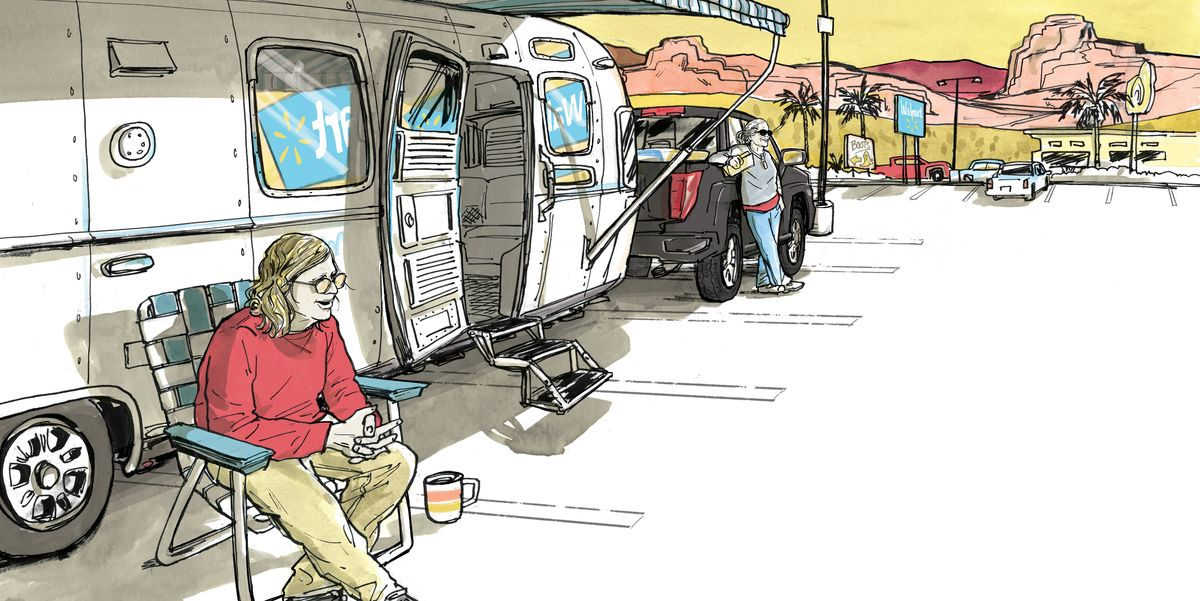 A Spin Across the West with an Airstream in Tow