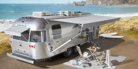 airstream pottery barn special edition