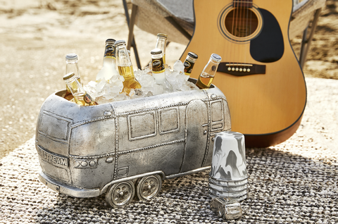 pottery barn airstream drink cooler
