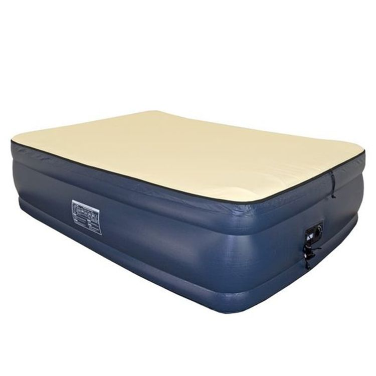 Airtek Raised Memory Foam Air Mattress