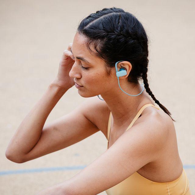 hardlopen met muziek maakt hardlopen leuker en makkelijker
