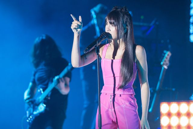 aitana ocaña presents her tour '11 reasons tour' with a concert