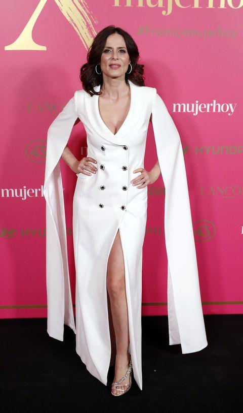 Alfombra roja de los Premios MujerHoy 2019