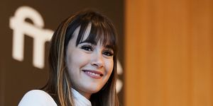 Aitana Signs Copies Of Her Album In Sevilla
