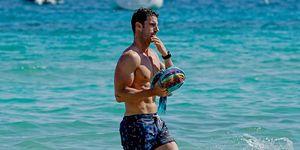 Aitor Ocio en Ibiza
