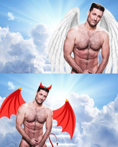 ¿Ángel o demonio así ha presentado el presentador aitor trigos su nuevo canal de youtube