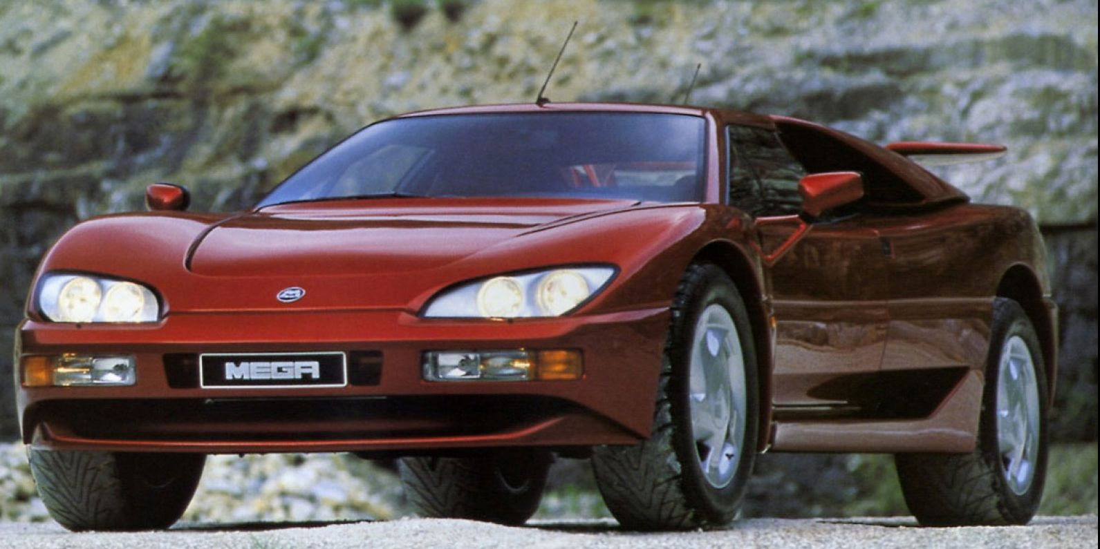 13 Coolest Supercars of the 1990s - Best 90s Supercars Ever