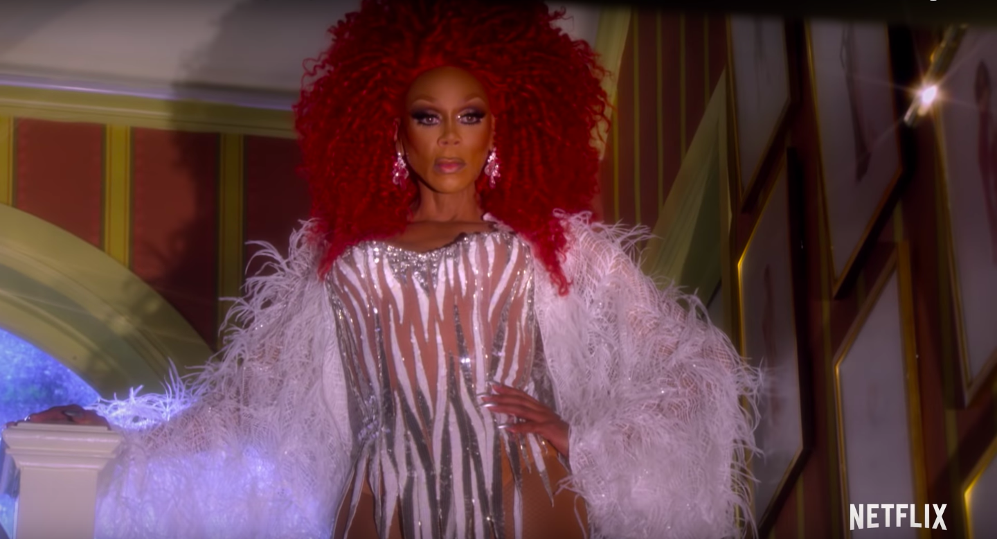 First look and release date confirmed for RuPaul's Netflix comedy AJ and the Queen
