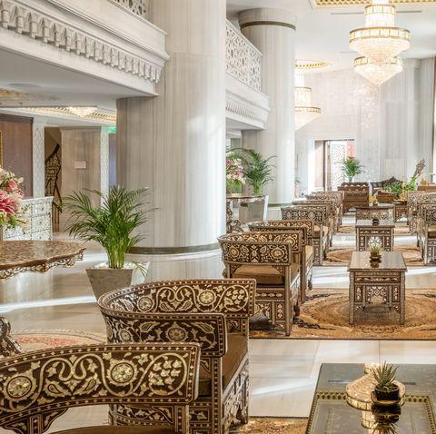 Ajwa Hotel Istanbul reception