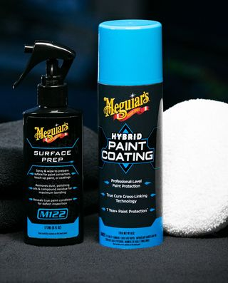 meguiar's hybrid paint coating