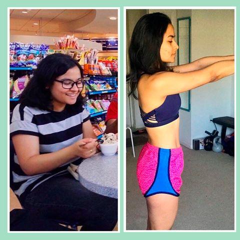 Akanksha Gupta transformación gym mujeres