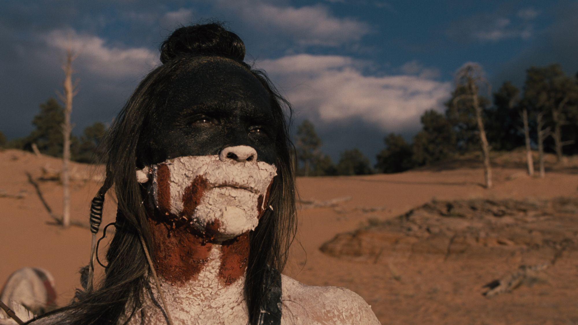 Zahn McClarnon as Akecheta in Westworld