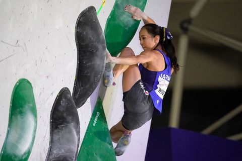 IFSC Climbing World Championships - Day 8: Combined Women's Qualification