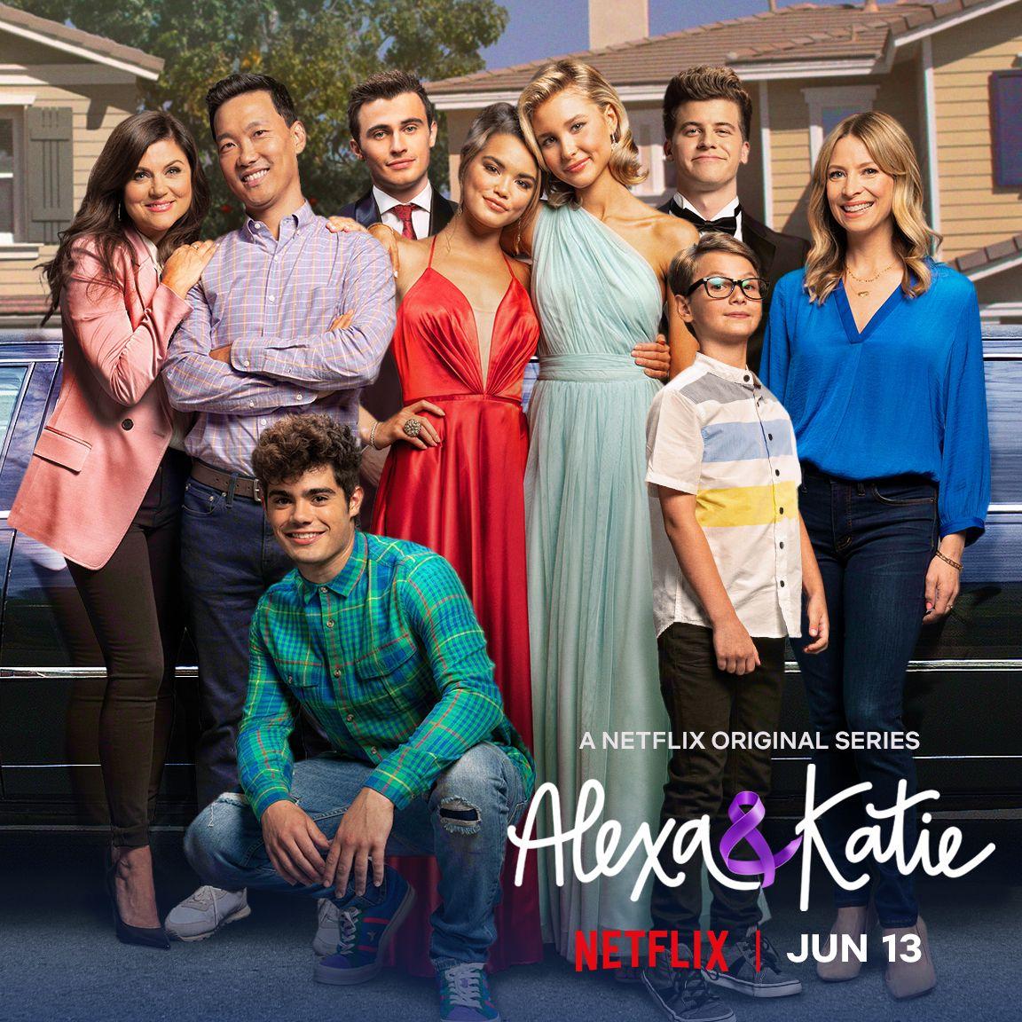 """Exclusive: Netflix's """"Alexa & Katie"""" Final Season to be Released ..."""