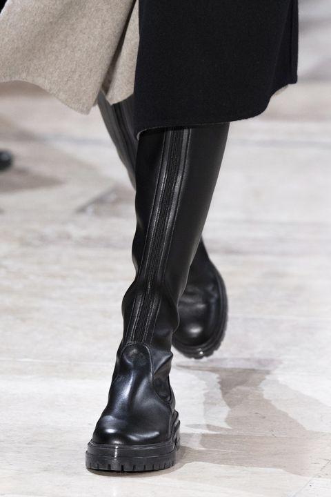 tendenza scarpe inverno 2021 stivali bassi