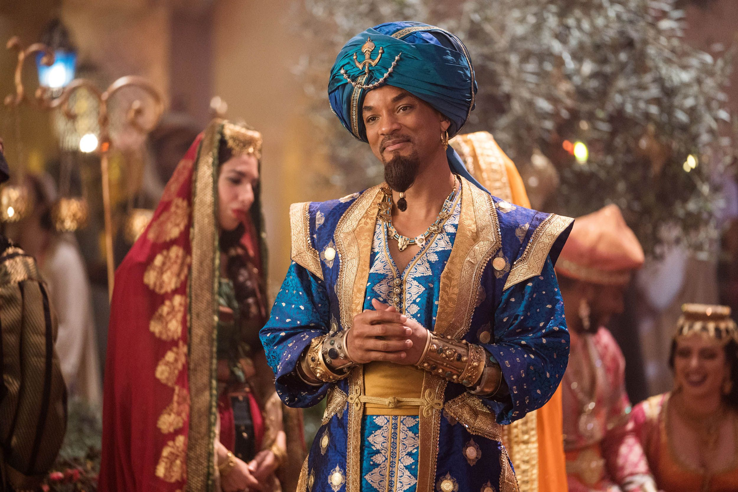 Guy Ritchie's Aladdin Is Unfortunately Not a Cocaine-Addled Crime Thriller