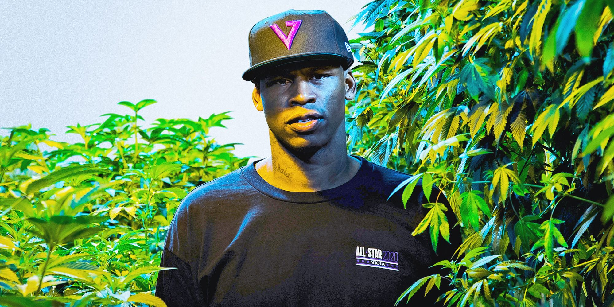 Al Harrington Wants Legal Weed as Much as You Do. But That's Not the Finish Line.