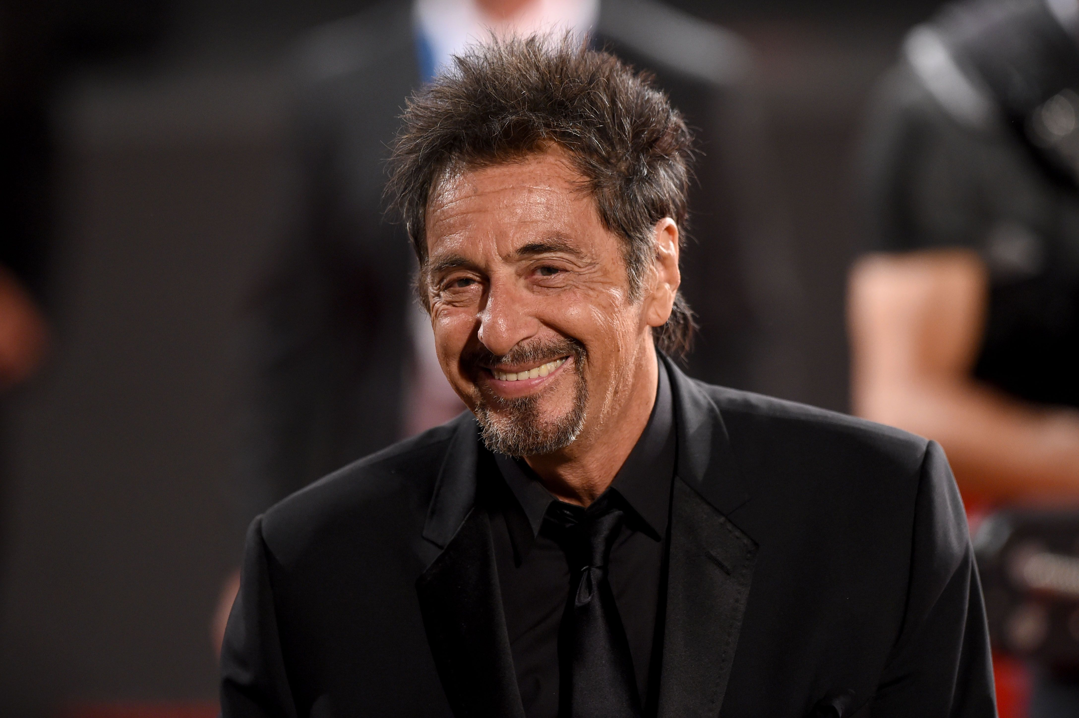 Al where now is pacino Where Does