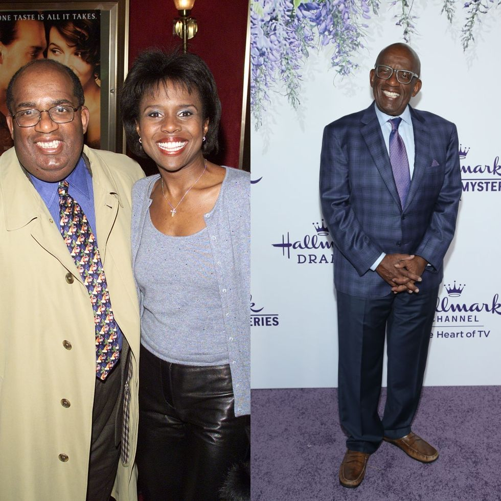 al roker before and after weight loss images