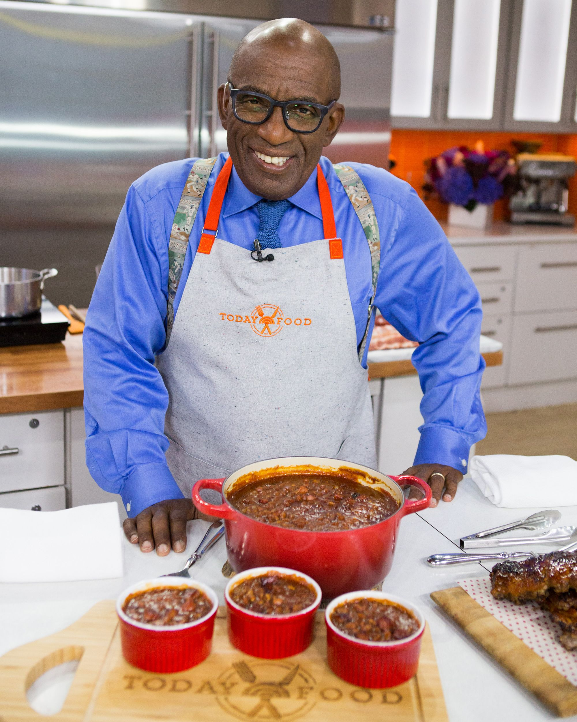 Al Roker Loses 40 Pounds and Lowers Cholesterol on Keto Diet