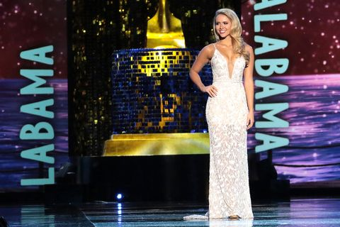 See All 51 Miss America Contestants In Their Evening Gowns