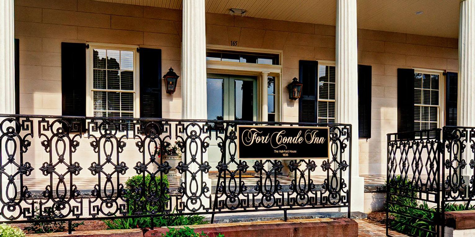 Fort Conde Inn — Alabama