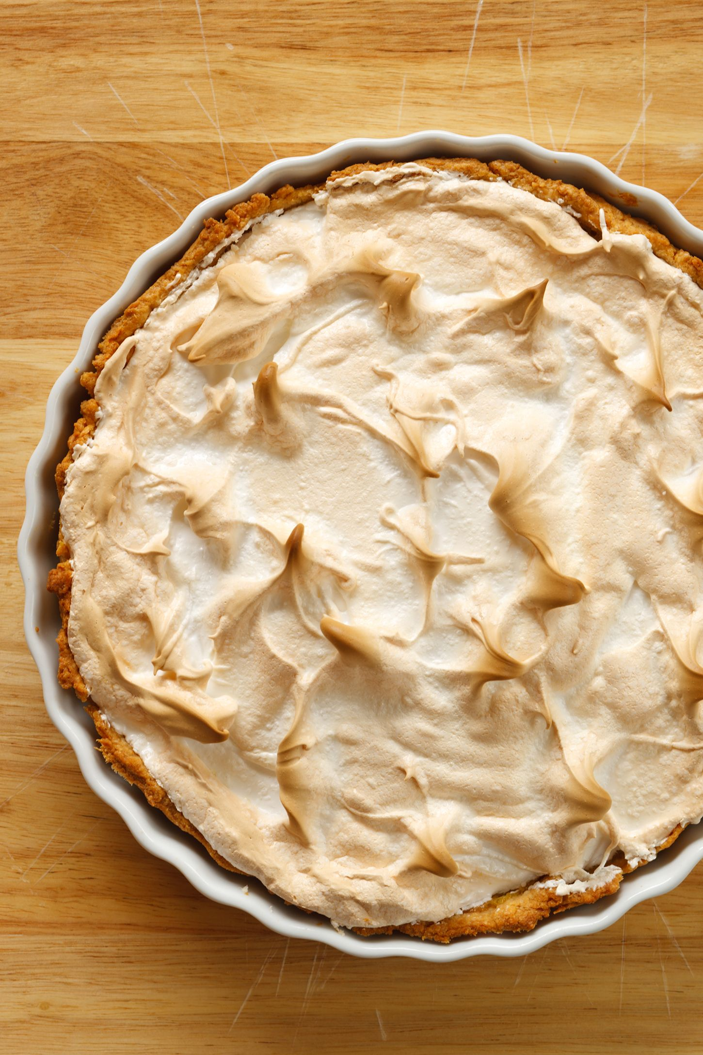 alabama sweet potato meringue pie recipe