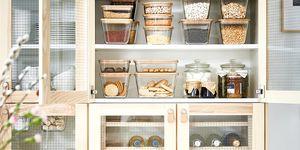 Orden despensa: Alacena en la cocina