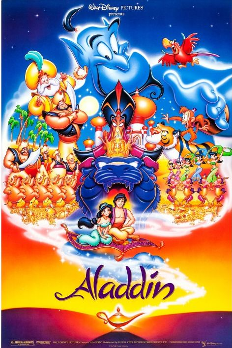 best disney movies aladdin