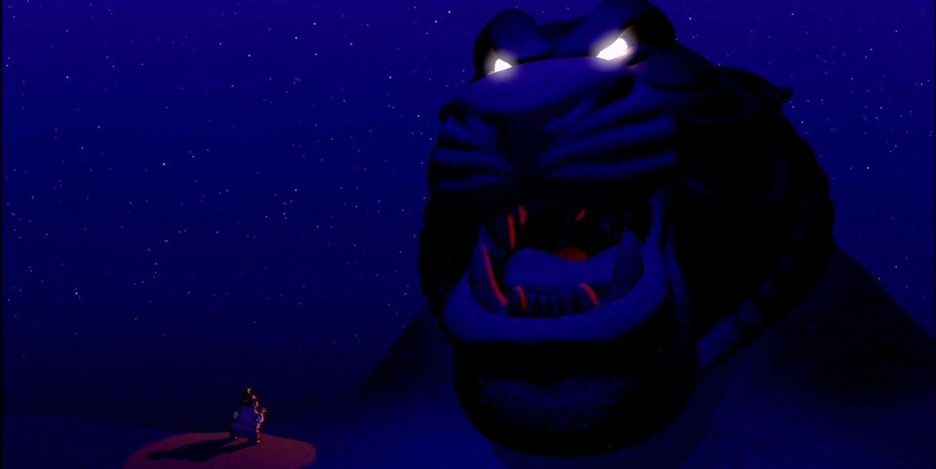 Aladdin disney remake guionista