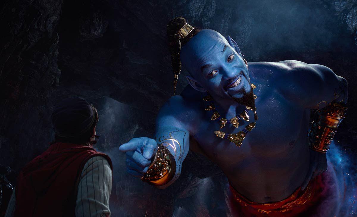 El presidente de Disney Studios habla sobre 'Aladdín'