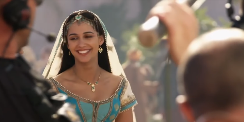 Movie Poster 2019: Aladdin's Naomi Scott Reveals Details About The Disney