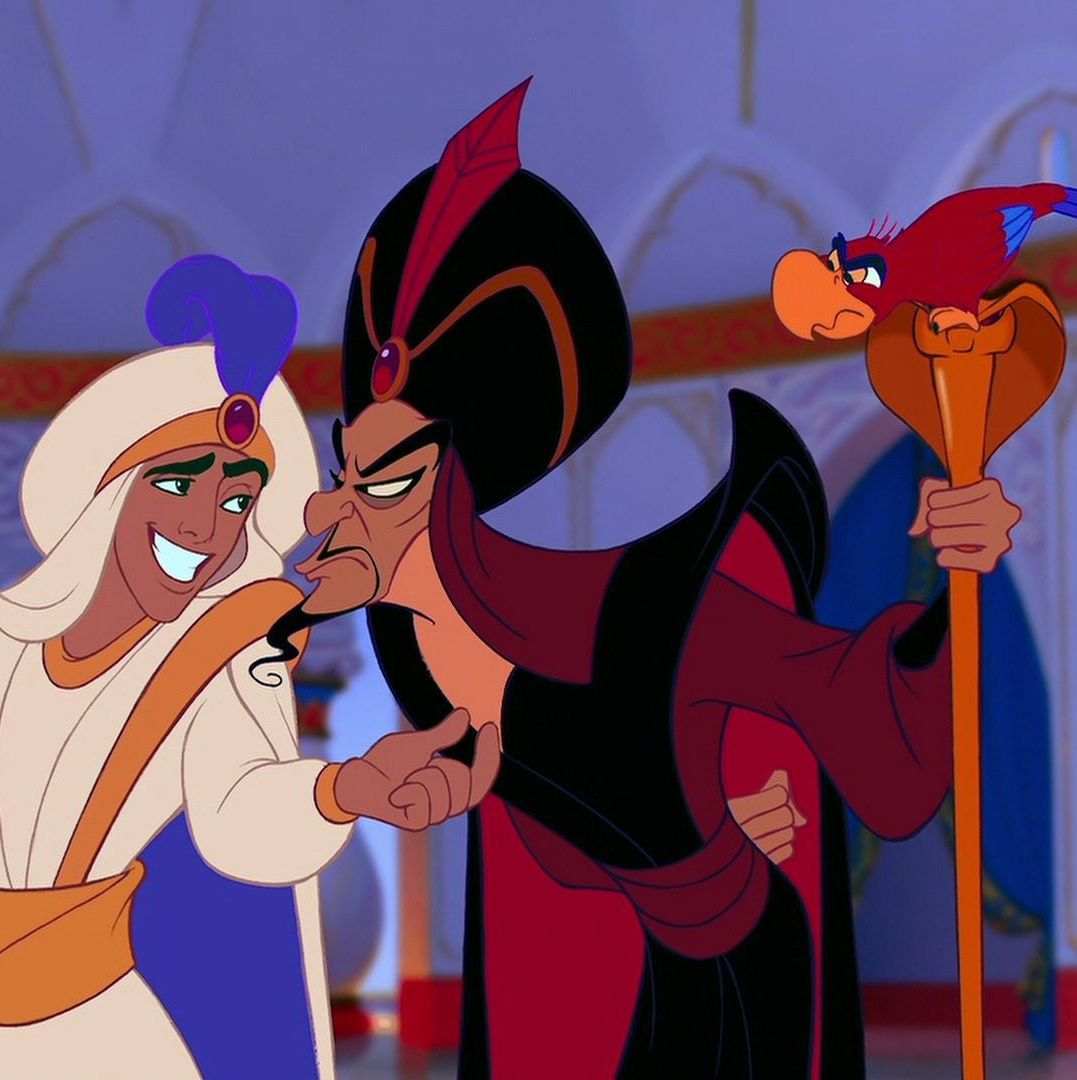 Disney's Aladdin reboot reveals who will voice Iago the parrot