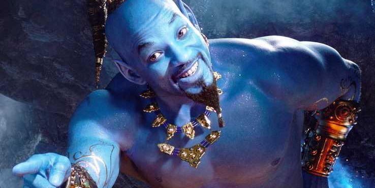 What Did We Do to Deserve Cerulean Will Smith in 'Aladdin'?