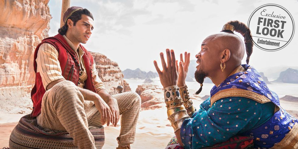 Aladdin Entertainment Weekly