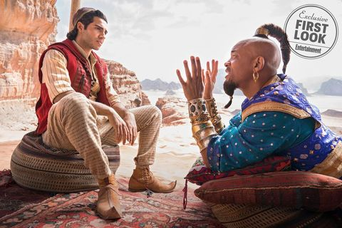 Aladdin Entertainment Weekly