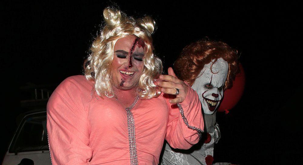 celebrity halloween costumes  sc 1 st  Cosmopolitan & The best celebrity Halloween costumes - celebrity fancy dress ...