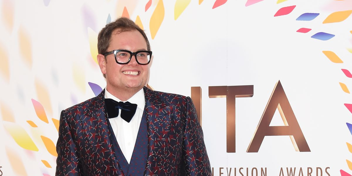 "Alan Carr says he turns down Strictly Come Dancing ""every year"""