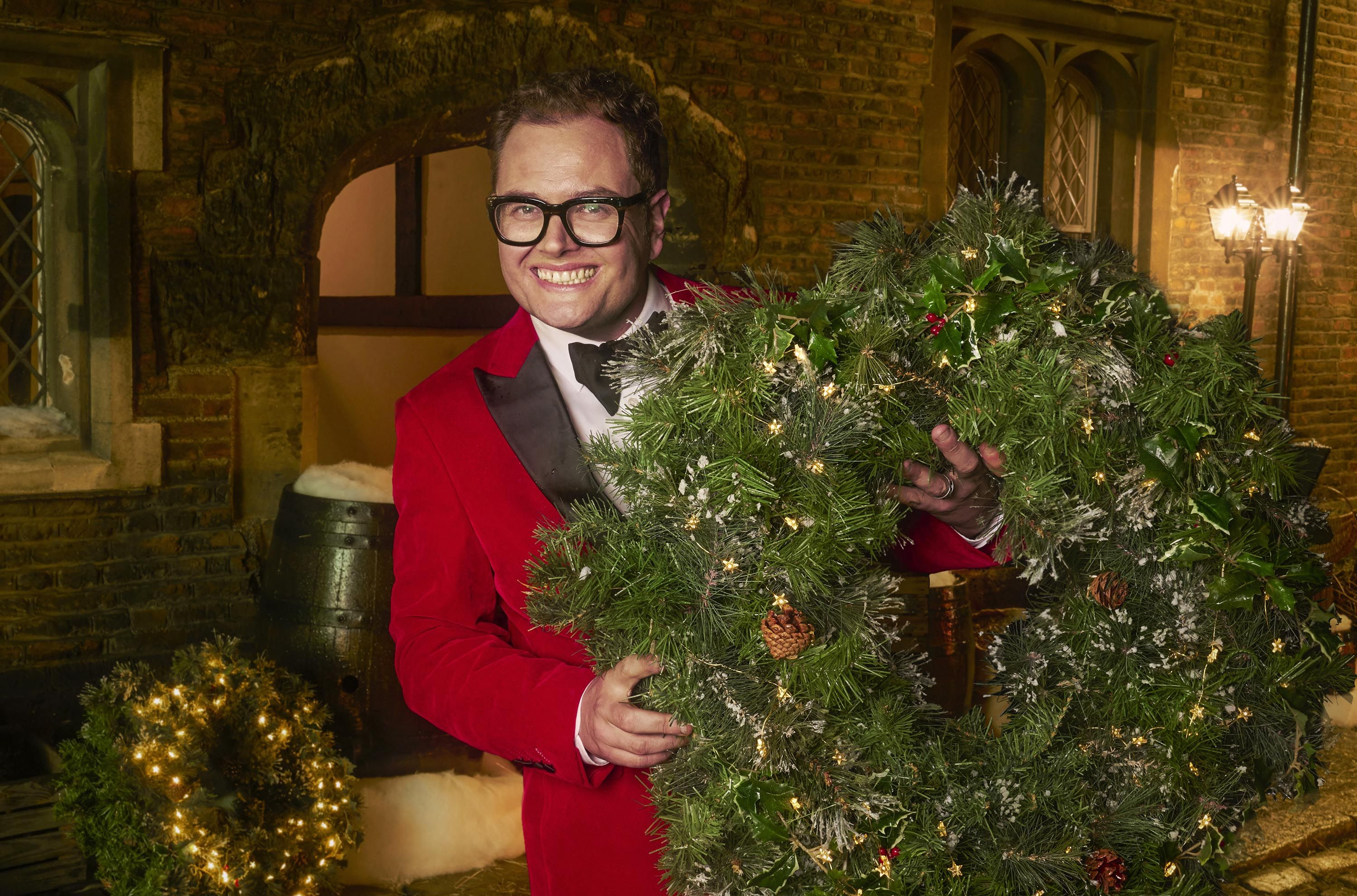 Alan Carr asked to do Strictly 2019, but wants one change to